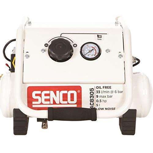 SENCO AC8305 - Compresor silencioso