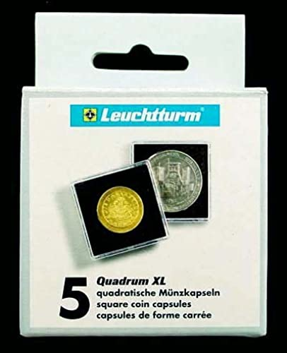 44mm QUADRUM XL Coin Storage - 44mm Coin Holders by Lighthouse