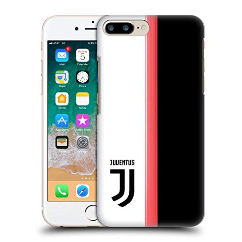 Head Case Designs Ufficiale Juventus Football Club in Casa 2019/20 Race Kit Cover Dura per Parte Posteriore Compatibile con Apple iPhone 7 Plus/iPhone 8 Plus