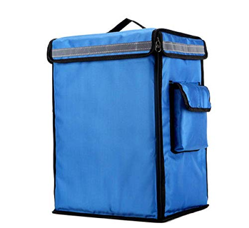 FZYE Cool Bag Cooler Bag Bolsa de Picnic Bolsa de Entrega de Alimentos 42 / 58L Mochila Grande para Llevar/Fiambrera Comida rápida Incubadora de Entrega de Pizza Bolsa de Hielo Imperm