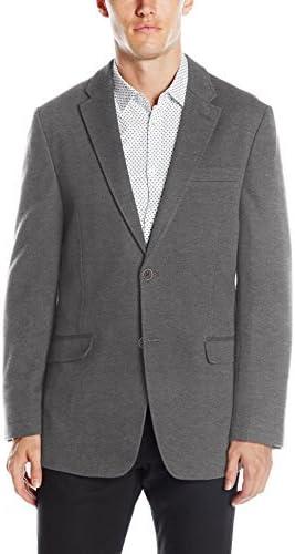 Tommy Hilfiger Men's Gene 2 Button Unconstrcuted Sport Coat