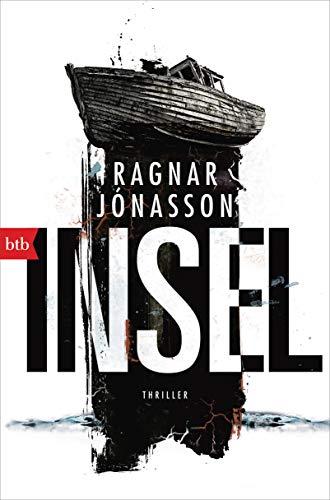 Buchseite und Rezensionen zu 'INSEL: Thriller' von Ragnar Jónasson