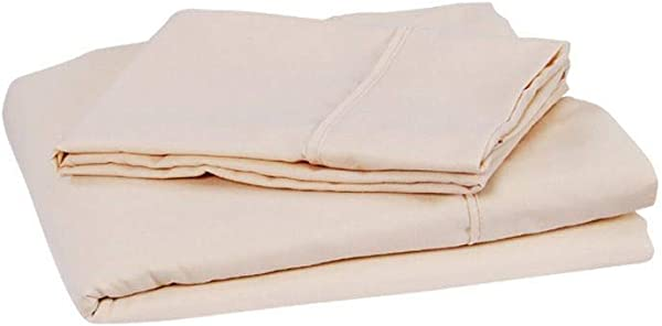Willow International Vanilla Queen Microfiber Sheets