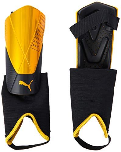 PUMA Unisex– Erwachsene ftblNXT PRO Flex Ankle Schienbeinschoner, Ultra Yellow Black, S