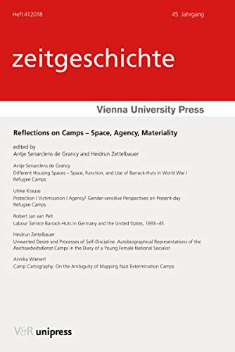 Reflections on Camps – Space, Agency, Materiality (English Edition)