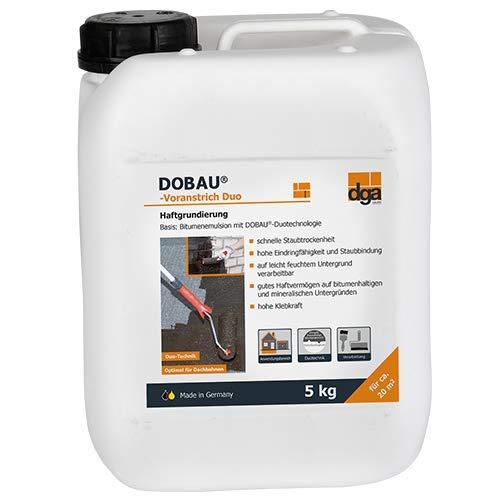 DOBAU®- Voranstrich Duo 5kg - Haftgrundierung auf Bitumenemulsionsbasis mit DOBAU®-Duotechnologie