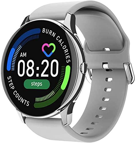 hwbq Reloj inteligente Bluetooth llamada Smartwatch puede recibir/hacer llamadas monitor mujeres relojes-E