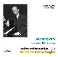 ベートーヴェン : 交響曲 第3番 「英雄」 (Beethoven : Symphony No.3, Eroica / Berliner Philharmoniker (1952) , Wilhelm Furtwangler) [輸入盤]