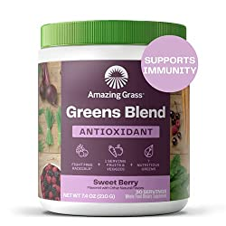 mixed greens superfood blend