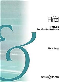 Prelude from Requiem Da Camera: 2 Pianos, 4 Hands Performance Score