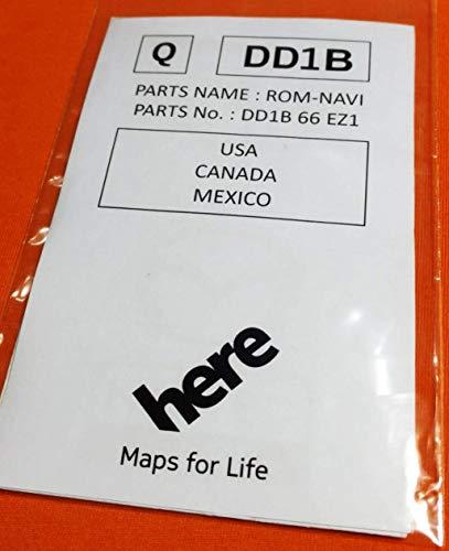 LATEST 2016 Scion iA 2017 Toyota Yaris iA Navigation SD Card Map Chip GPS PTMZD-1M160 USA Canada  Mississippi