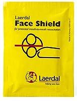 レールダル フェイスシールド (50枚入り) 感染症予防具