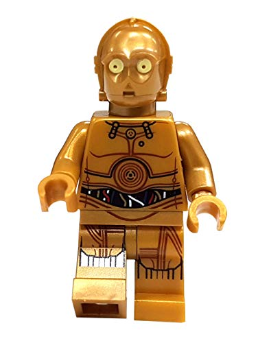 Lego Star Wars Minifigur C-3PO aus 75136 (sw700)