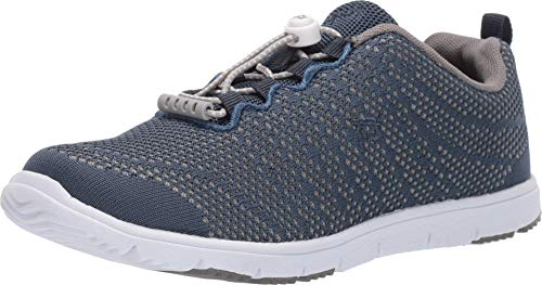 Propet Womens Travel Walker Evo Sneaker, Cape Cod Blue, 9 Narrow US