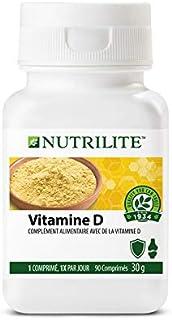 Nutrilite Complemento Alimenticio Vitamina D - 90 comprimidos (art. n °: 119797)