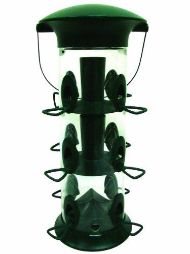 Gardman BA04830 Premium Jumbo-Futtersäule mit Klappdeckel, 45,7 cm hoch
