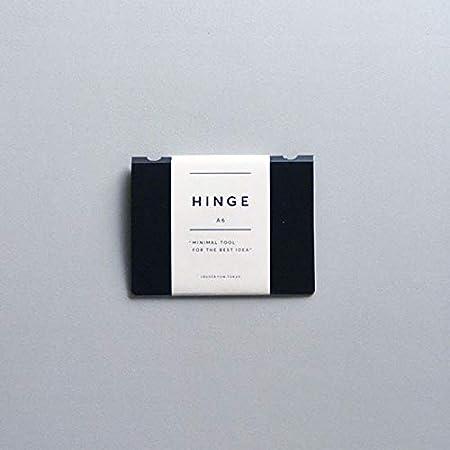 HINGE A6 (Black)