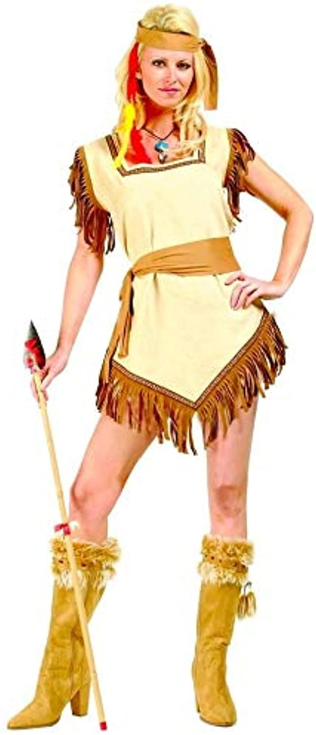 Naughty Gapurplehi Cherokee Indian Girl Costume Adult