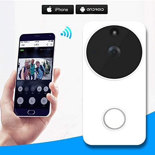 XW Smart video deurbel met draadloze wifi, anti-diefstal deurbel, voice-intercominstallatie, bewaking op afstand en geschikt voor thuis, deur, muur, bedrijf, Villa - kennis
