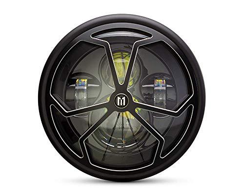 Motorrad Scheinwerfer LED 7.7