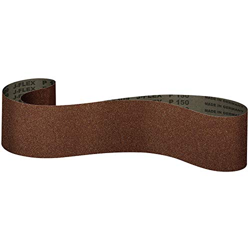 Klingspor LS 309 JF Bandas de lija / tejido de lija   100 x 1000 mm   grano / grano seleccionable: 500 (15 bandas)