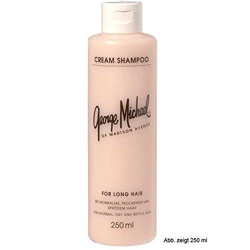 George Michael Cream Shampoo 1000 ml Shampoo für normales bis trocken/sprödes Haar