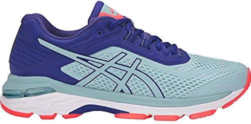 Asics Gt-20006 Chaussures de course pour femme, Bleu (Porcelain Blue/Porcelain Blue/), 35.5...