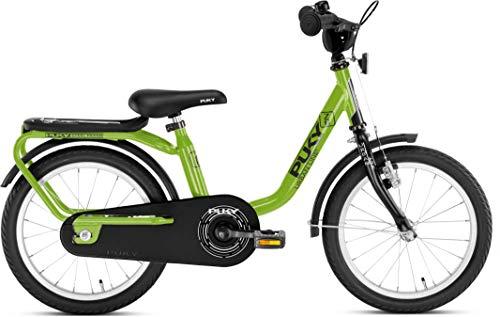 Puky Z 6 Kinder Fahrrad grün/schwarz