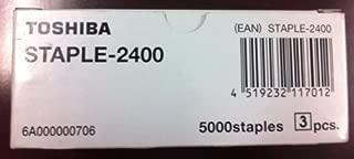toshiba staple 2400