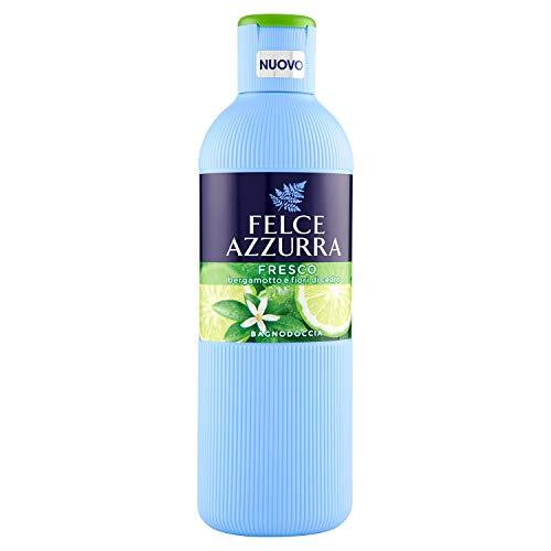 Felce Azzurra - Bagnodoccia Fresco Bergamotto e Fiori di Cedro, Fresco Profumo, Idrata la Pelle - 650 ml