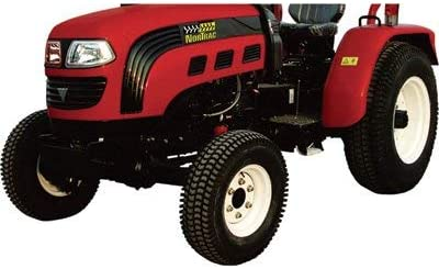 NorTrac Turf Many popular brands Tires with Rims - fits XT 50 HP Max 53% OFF 40 Trac and