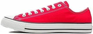[コンバース] LADYS CANVAS ALL STAR OX キャンパス オール スター OX RED 赤レッド 32160322