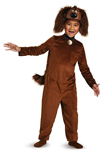 Secret Life of Pets Duke Classic Costume X-Small 3-4T