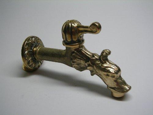 Robinet de robinet vanne d'écoulement, nostalgie, tête de dragon