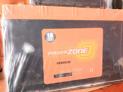 Power Zone PowerZone Car Battery (AUC-PZ-00PZ8000R)