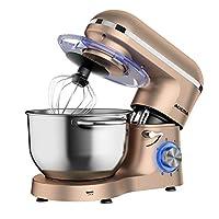Aucma Küchenmaschine 1400W mit 6,2L