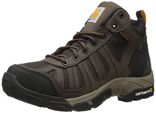 Carhartt Men's 4' Light Weight Waterproof Soft Toe Hiker Boot CMH4170,...
