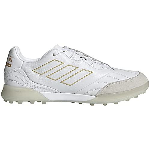 adidas Men's Copa Kapitan.2 Turf Soccer Shoe, 10.0 M, Footwear White/Metallic Gold
