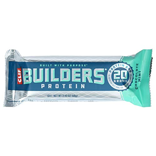 Clif Builder's Protein Bar review