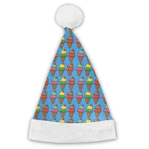 Doberman Pinscher Dog Head Adultos y niños Navidad Santa Claus Sombrero Artículos de Fiesta Disfraz Navidad Decoración Pescado