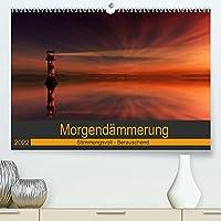 Morgendaemmerung (Premium, hochwertiger DIN A2 Wandkalender 2022, Kunstdruck in Hochglanz): Hypnotisierende Bilder in fantastischer Morgenstimmung (Monatskalender, 14 Seiten )