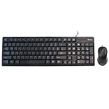 Impecca KB110C Desktop USB Keyboard and Mouse Combo