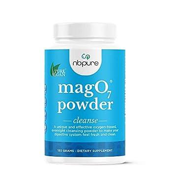 nbpure Mag O7 Oxygen Detox Cleanse Powder 150 Gram