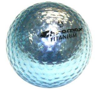 ProActive Sports Golf Chromax M1 Golf Ball Blue Shiny New