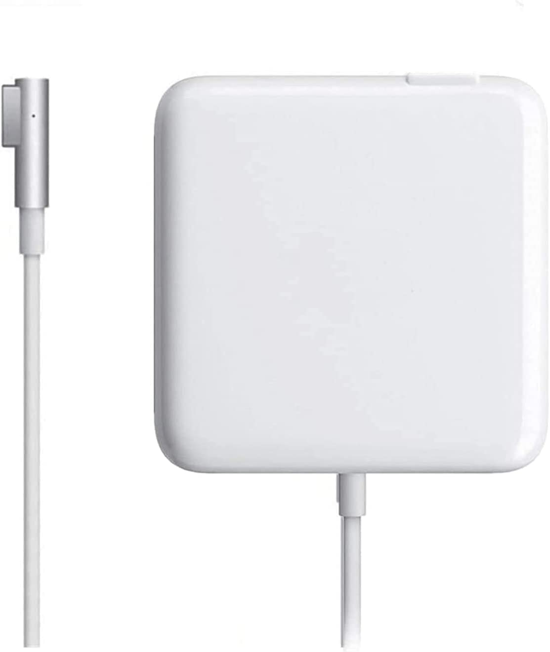 Replacement Mac Book Pro Charger 85W L-Tip Power Adapter Charger Cord for Old MaBook Pro 15-inch and 17-inch (Before Mid 2012 Models)