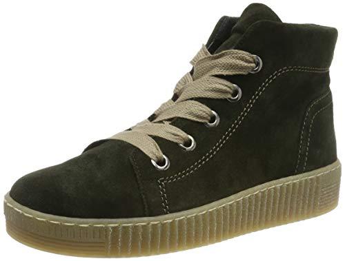 Gabor Shoes Damen Jollys Stiefeletten, Grün (Bottle (Natur) 11), 41 EU