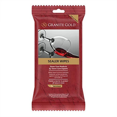 GRANITE GOLD Water-Based Sealer Wipes