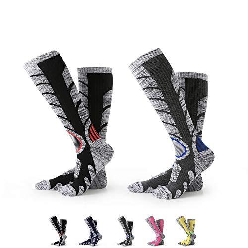 トレッキングソックス メンズ ストッキング靴下 医療 防寒ソックス スノーボード 登山 スキー 男性靴下 暖...