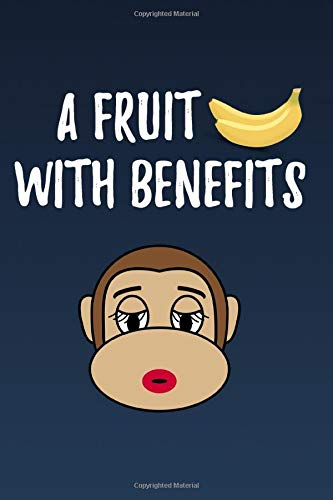 A fruit with benefits: notebook makeup Lovely monkey girl bananas
