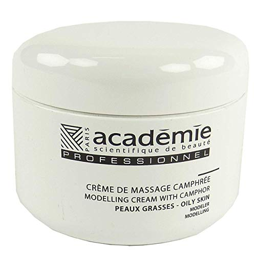 Academie Paris Modelling Cream with Camphor Wellness Massage Pflege Creme 200ml